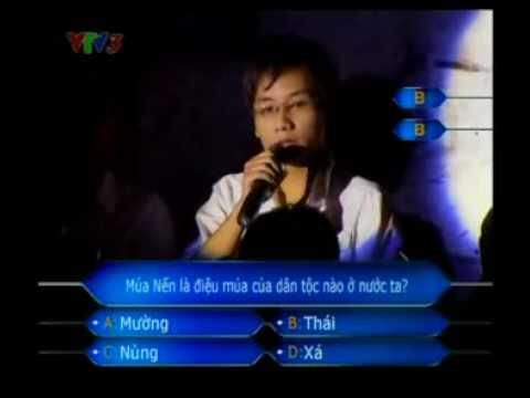 Clip Tran Huu Chung chem gio o Ai la trieu phu.flv