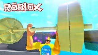 Roblox Simulador de Levantamiento de Peso 2 ! Juego de Roblox ? Konas2002