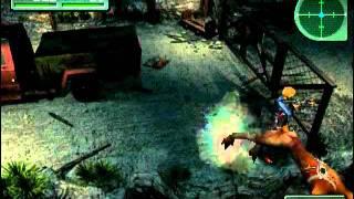 PSP Longplay [029] Parasite Eve II (Part 3 of 8)