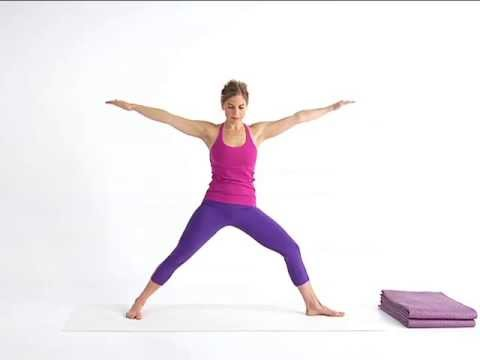 Yoga Home Practice Part 3 (Hip Enough by Stephanie Snyder)