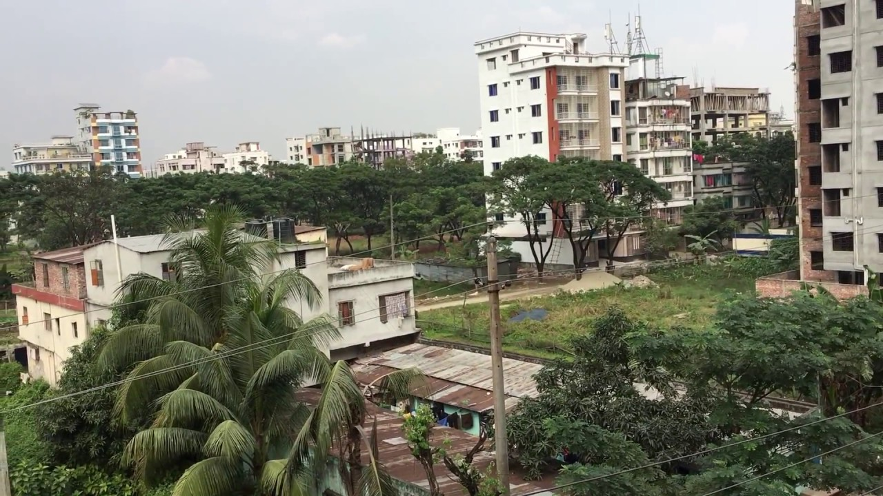 Bashundhara residential area dhaka