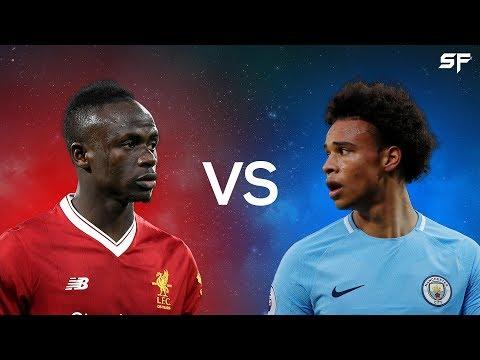 Sadio Mané Vs Leroy Sane ● Battle of the Wingers 2018 ● Goals, Skills & Pace   HD🔥⚽