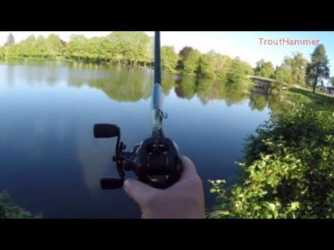 Fishing Waverly Lake (And Testing New STIX Rods)