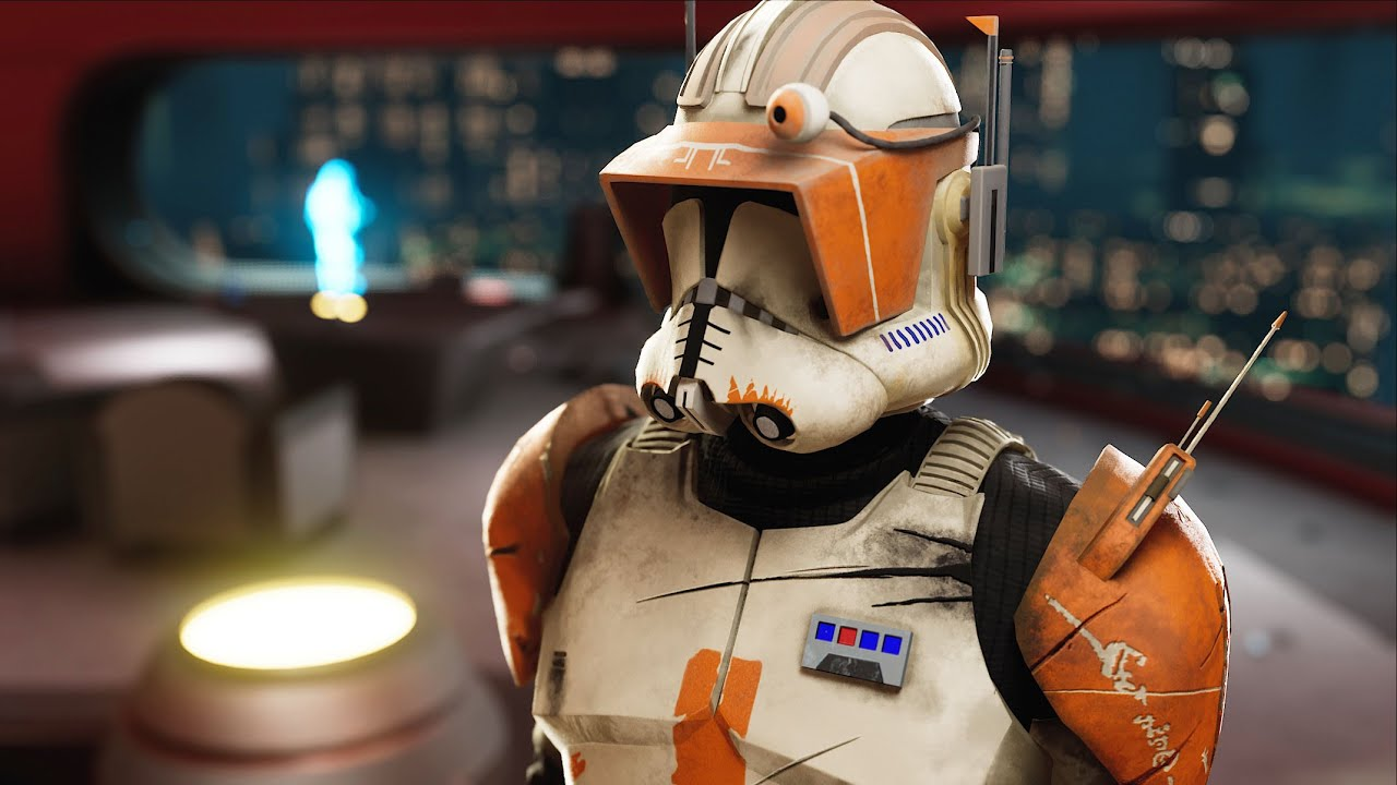 The Future of Animated Star Wars Shorts   Virtual Production
