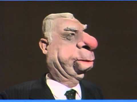 spitting image series 1  episode 10