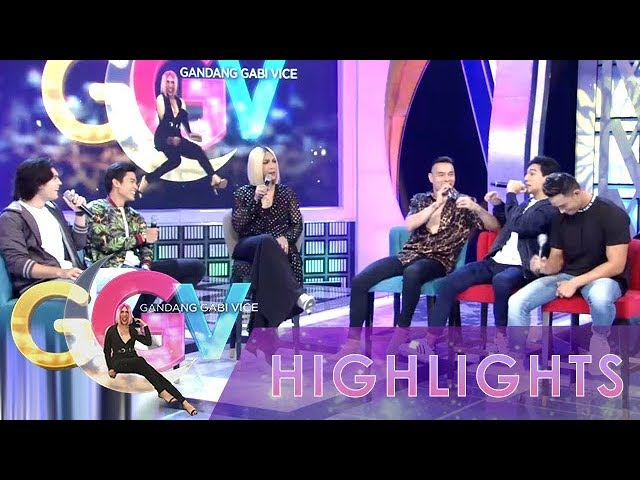 GGV: Los Bastardos cast talk about their well-toned bodies