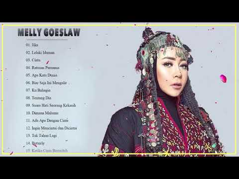 Melly Goeslaw FULL ALBUM Terbaik Indonesia Sepanjang Masa