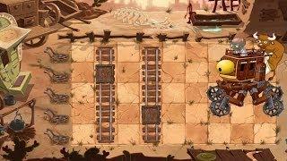 Plants vs Zombies 2: Wild West Day 25 - Final Boss Fight
