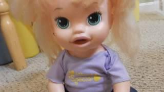Bad Baby! Baby Alive Kaylee Turns Bad?