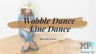 Wobble Dance Line Dance