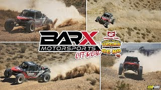 BarX Motorsports 2019 Best in the Desert Vegas to Reno