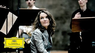 "Hélène Grimaud plays the ""Adagio"" from Mozart"