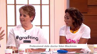 Professional Date Doctor Eden Blackman Suggests People Look for Their Niche | Loose Women