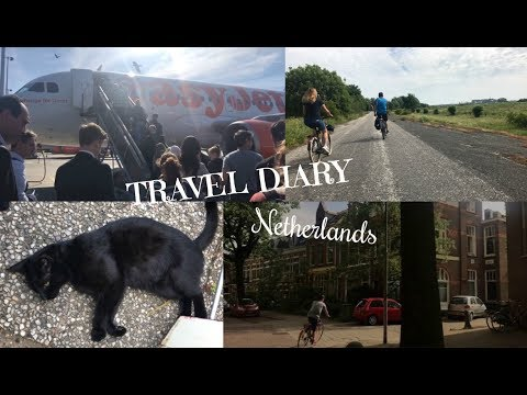 TRAVEL DIARY: Netherlands | Nijmegen & Arnhem