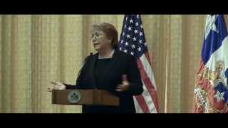 Conversation with Michelle Bachelet (President of Chile)