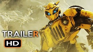 Bumblebee Official Trailer #1 (2018) John Cena, Hailee Steinfeld Transformers Sci-Fi Movie HD