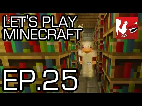 Let's Play Minecraft Episode 25 - Stronghold Hunting Part 2