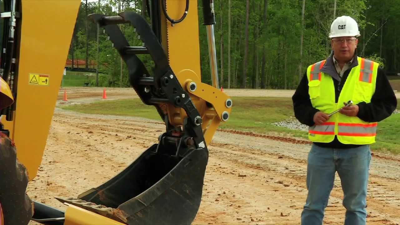 dual lock manual coupler for backhoe loaders mini excavators youtube rh youtube com cat 303cr mini excavator manual Cat 303 5 Mini Excavator