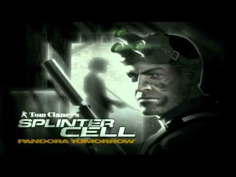 Tom Clancy's Splinter Cell Pandora Tomorrow OST - Main Menu Soundtrack