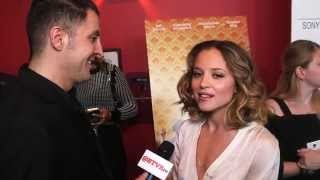 "Video Margarita Levieva at ""The Diary of a Teenage Girl"" NY Premiere with BTVRtv's Arthur Kad download MP3, 3GP, MP4, WEBM, AVI, FLV Oktober 2017"