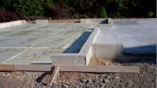 Garage Foundation /  Floor - Dream Garage Addition By Stebnitz Builders In Delavan, Wi