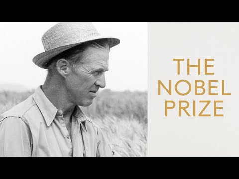 """You can't build peace on empty stomachs."" Norman Borlaug, 1970 Nobel Peace Prize."