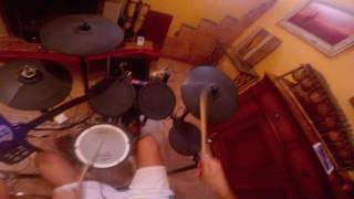 The Middle - Jimmy Eat World (Drum Cover)