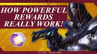 Destiny 2: How Powerful Rewards Work! Which Activities Are Best To Do?