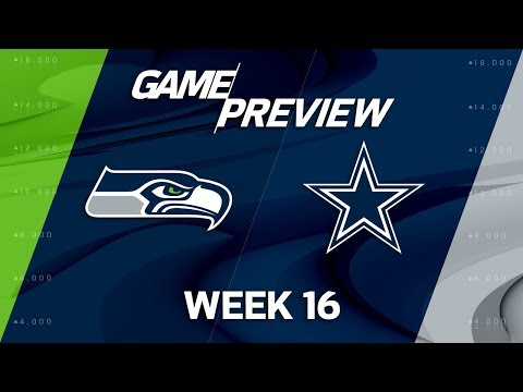 Seattle Seahawks vs. Dallas Cowboys | NFL Week 16 Game Preview | Move the Sticks
