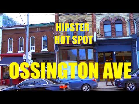 Hipster Hot Spot - OSSINGTON AVE