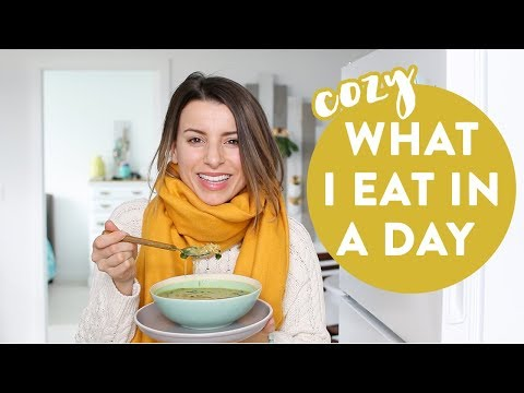 What I Eat in a Day   Easy and Healthy Meal Ideas