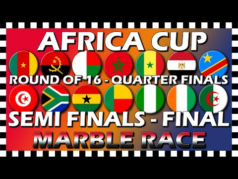 Africa Cup of Nations 2019 - Round of 16 - Quarter Finals - Semi Finals - Final - Marble Race
