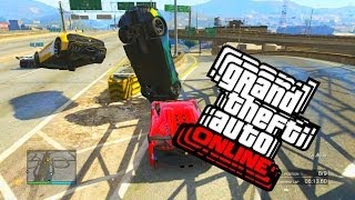 GTA 5 Funny Moments | The Journey To BBC! (GTA V Online Racing)