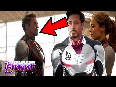 AVENGERS ENDGAME TRAILER 2 THIS ISN'T TONY STARK!