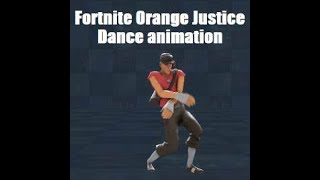 Roblox how to put orange justice in ur own game