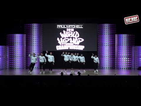 The Alliance - Philippines  (Bronze Medalist Varsity Division) @ #HHI2016 World Finals
