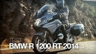 TEST | BMW R 1200 RT 2014