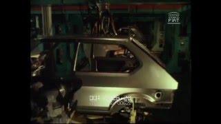 Robogate - La flessibilità nella produzione (Comau / FIAT Ritmo) \ 1978 \ ita