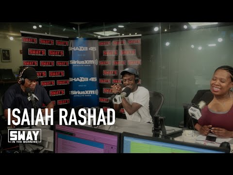 Isaiah Rashad Reveals His Mother Burned His Hair + 5 Fingers of Death Freestyle!