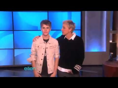 Justin Bieber Surprises Everyone With His New Haircut At Ellen - Justin bieber hairstyle on ellen