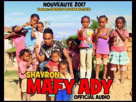 Shayron // MAFY ADY// AUDIO 2017