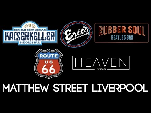 Your entire night out sorted on Matthew Street Liverpool | The Guide Liverpool