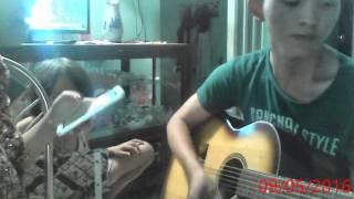 (Cover Guitar) Yêu Là phải thương- Võ kiều Vân