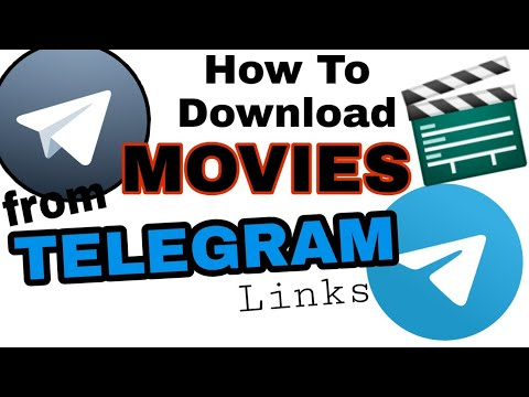 How To Download Movies From Telegram Links||deal/crack Shorten Links||movieholic