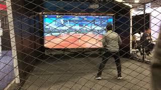 Tennis Simulator - CES 2019
