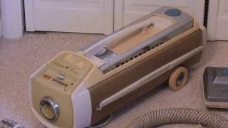 Vintage Electrolux 50th Jubilee Canister Vacuum Cleaner