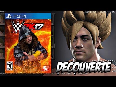 [WWE 2K17] - Découverte du Mode Création [HD - FR]