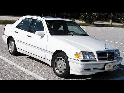 Тест драйв Mercedes-Benz C230 W202 (обзор)