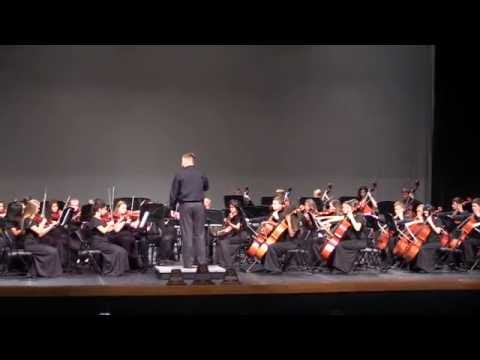 Tomball Junior High Orchestra Spring 2016
