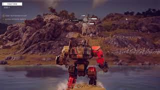 Battletech Mission 15:  Base Raid